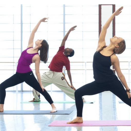 Tranh treo phòng Yoga