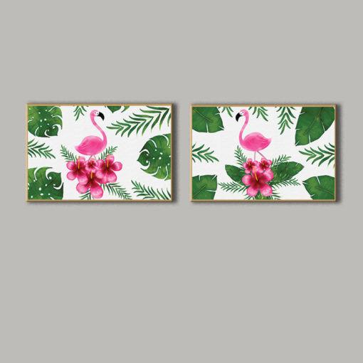 Bo 2 Tranh Canvas Hong Hac 2 510x510