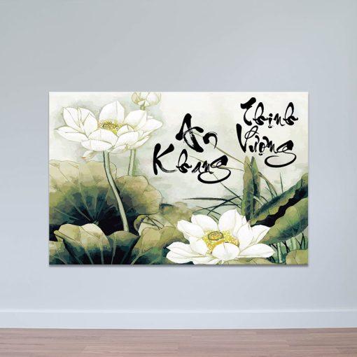 Tranh Hoa Sen (10)