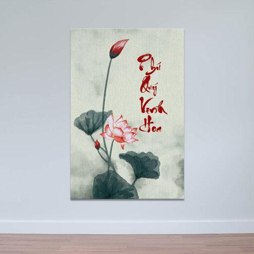 Tranh Hoa Sen (16)