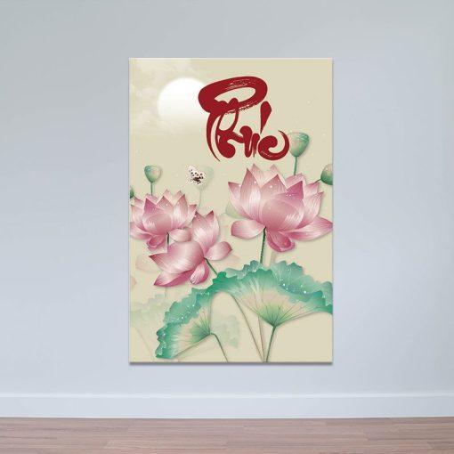 Tranh Hoa Sen (7)