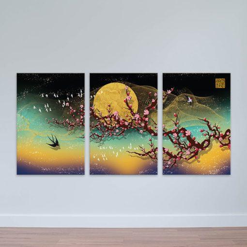 Tranh Dong Vat (15)