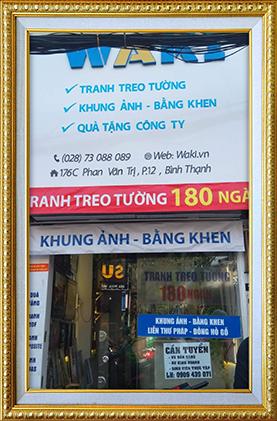 Showroom 1: 176C Phan Văn Trị, P.12, Bình Thạnh, Tp.HCM