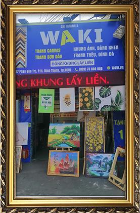 Showroom 3: 337 Phan Văn Trị, P11, Bình Thạnh, Tp.HCM