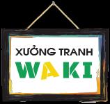 Tranh Treo Tường Waki | Thế giới tranh treo tường, khung ảnh
